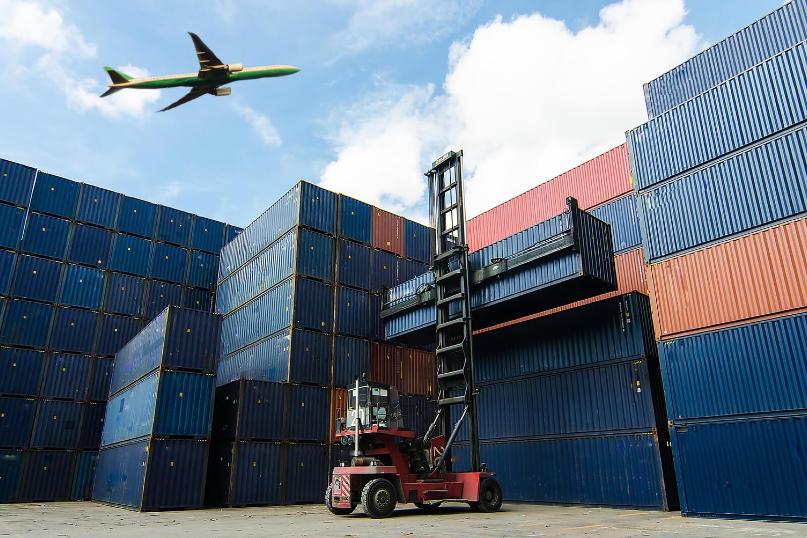 Global Logistics provider gains revenue