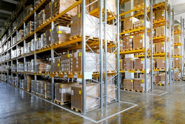 Business benefits cloud Logistics warehouse