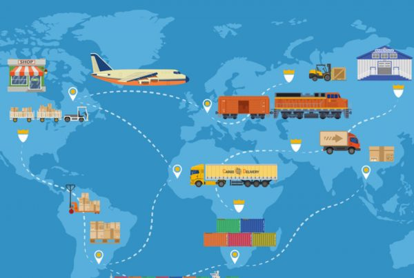 Supply Chain synchronization Illustrated