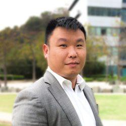 Alex Ho, Development Lead at Gravity Supply Chain