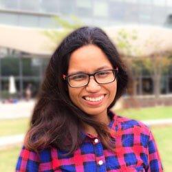 Apoorva Jyoti, Back End Developer at Gravity Supply Chain