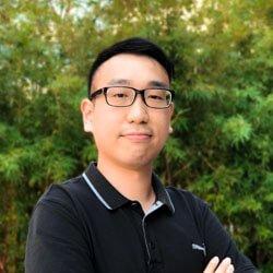 Ben Chan, Full Stack Developer at Gravity Supply Chain