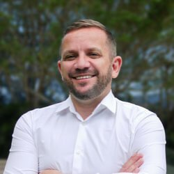 Dave Graham, Head of Business Partnerships at Gravity Supply Chain