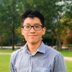 Geoffrey Wong, UI Developer at Gravity Supply Chain