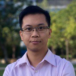 Jackson Lai, Back End Developer at Gravity Supply Chain