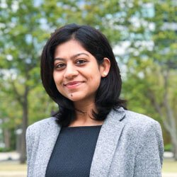 Sumedha Saxena, Development Lead at Gravity Supply Chain