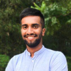 Tejas Rai, Data Scientist at Gravity Supply Chain