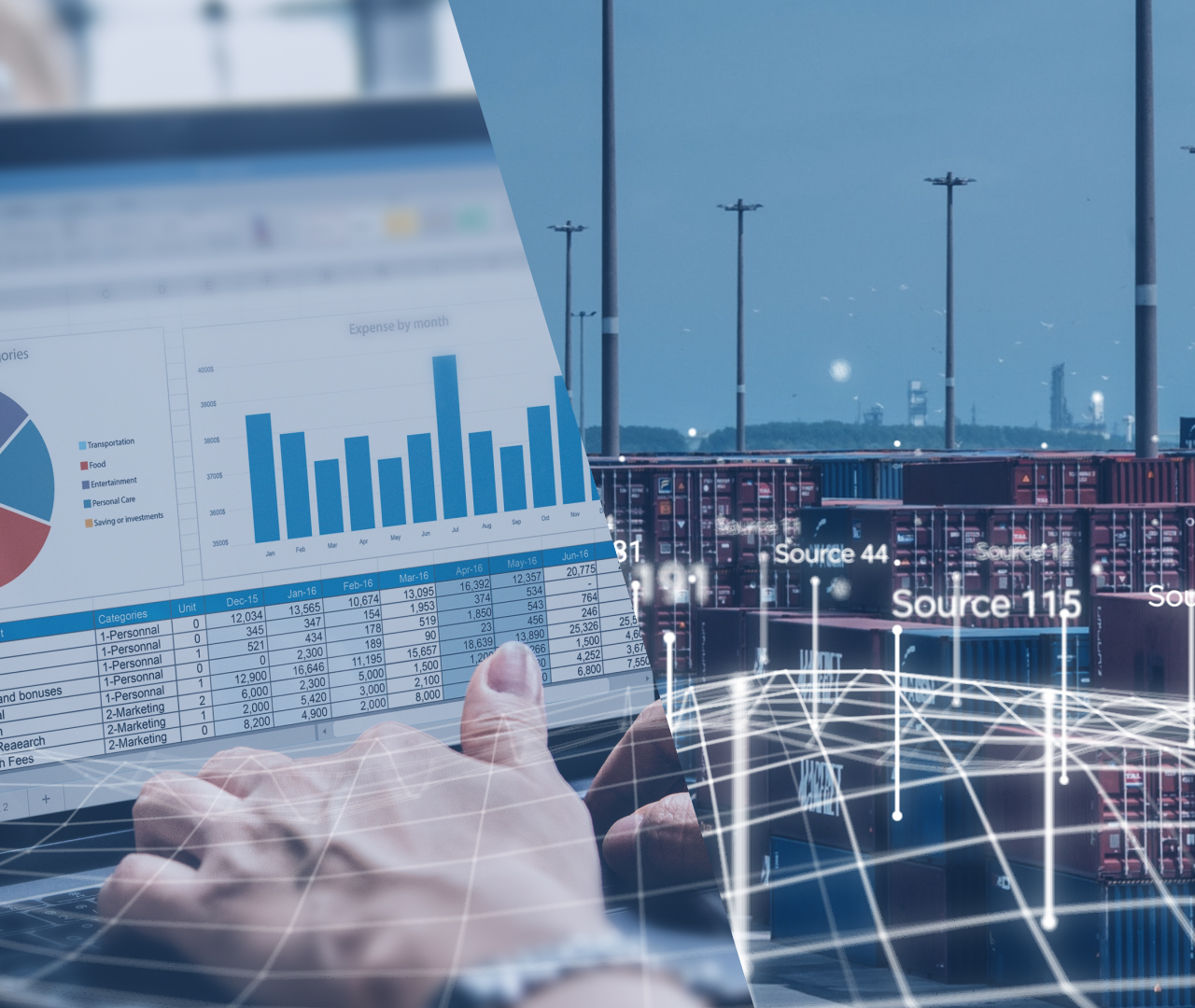 How To Move From An Analog To A Digitized Supply Chain