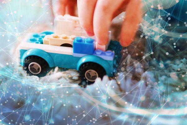 building blocks of digital supply chain