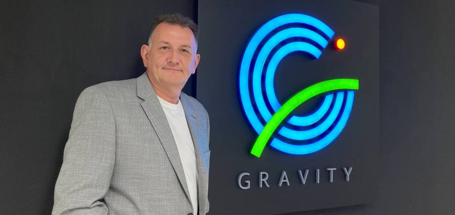 Gravity Supply Chain CEO Graham Parker